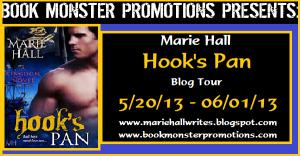 Hooks Pan Tour Button