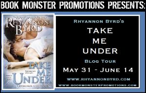 TAKE ME UNDER Tour Banner