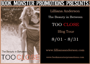 TOO CLOSE Tour banner