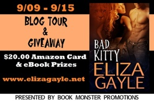 BAD KITTY Tour Button