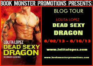 DEAD SEXY DRAGON Tour Button