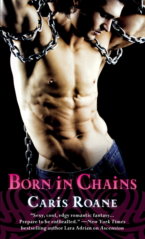 BornInChains cover